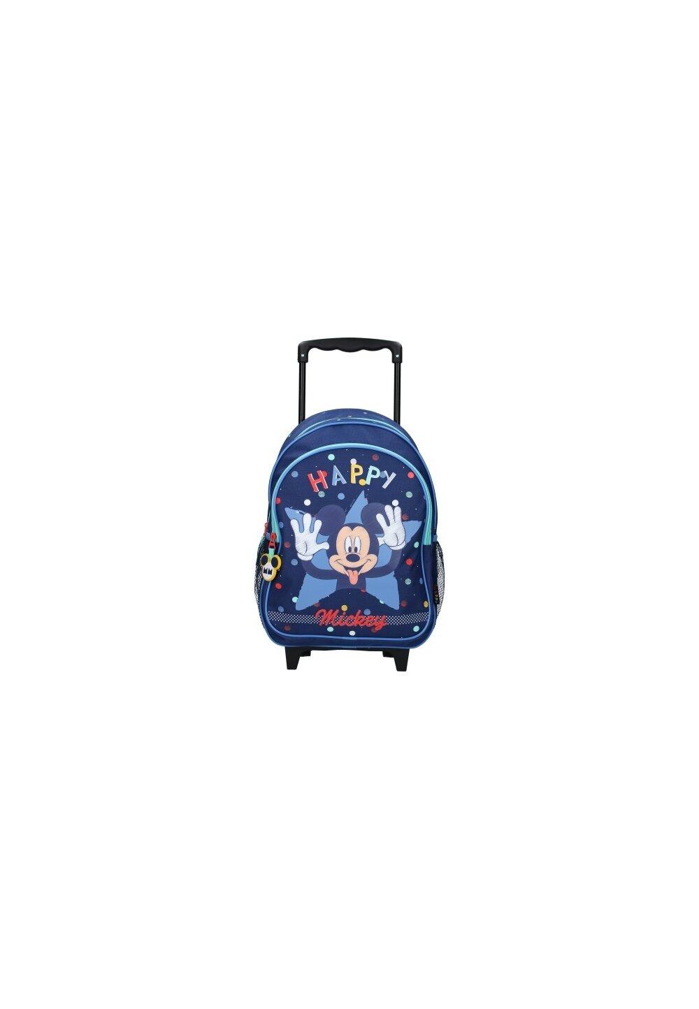 Troller Mickey Mouse, Happy, albastru imagine