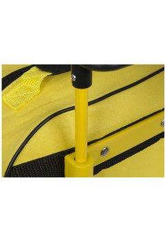 Troller Minioni, galben cu negru