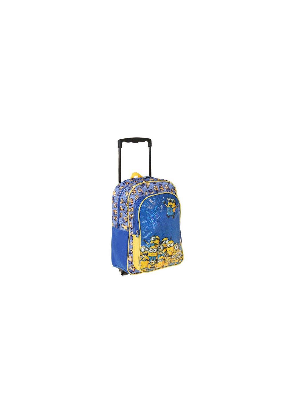 Troller Calatorie, Minions, Albastru