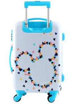 Troller pentru calatorii, Minnie Mouse, multicolor,48 cm
