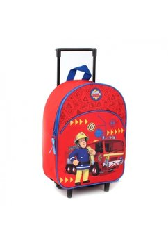 Troller rosu, Fireman Sam, 29 x 11 x 25 cm