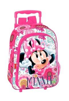 Troller, roz cu floricele, Minnie Mouse