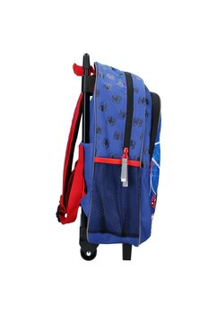 Troller Spider-manl, Hero, albastru, 42x16x30cm