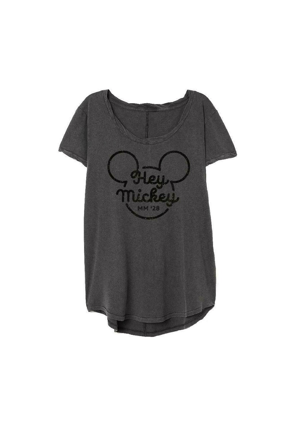 Tunica, Hei Mickey, gri inchis