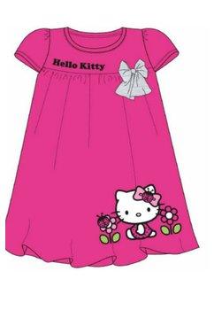Tunica Hello Kitty roz, 7711