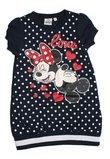 Tunica Minnie Mouse, bluemarin