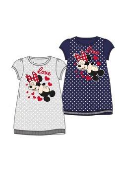 Tunica Minnie Mouse, gri