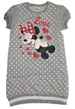 Tunica Minnie Mouse, gri