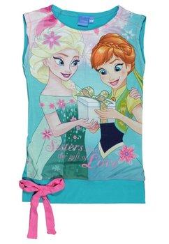 Tunica turcoaz, Anna si Elsa