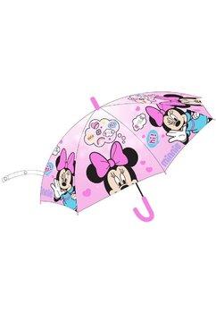 Umbrela, Minnie Mouse, Smile, roz