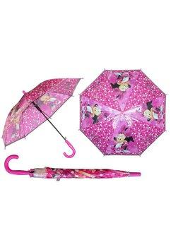 Umbrela automata, Minnie, roz cu buline