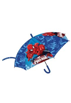 Umbrela automata, Spider Man, albastra