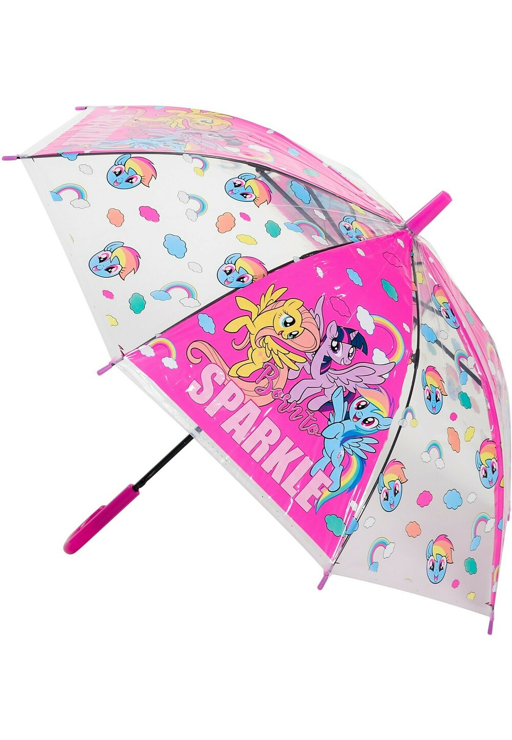 Umbrela, Born to sparkle, roz imagine