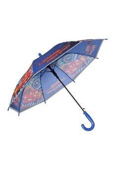 Umbrela, Cars, albastru inchis
