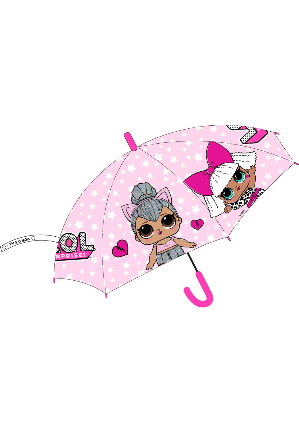 Umbrela, Lol surprise, roz imagine