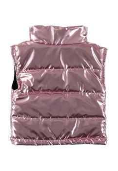 Vesta fete, roz metalic