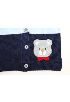 Vesta tricotata, bluemarin cu albastru