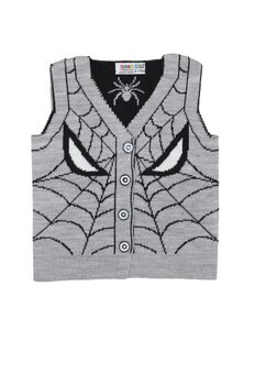 Vesta tricotata, Spider Man, gri