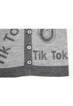Vesta tricotata, Tik Tok, gri