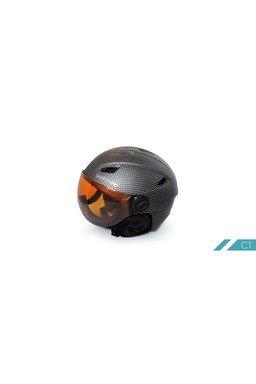Casca Ski/Snowboard Blacksheep  Black Carbon