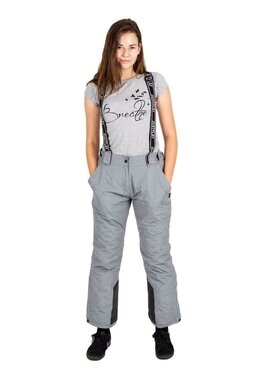 Pantaloni Just Play N2151-1 Gri deschis S-XL