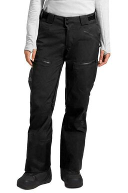 Pantaloni The North Face Purist Black (Membrană triplă Gore-Tex)