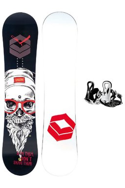 Placa Snowboard FTWO Union Kids 906733