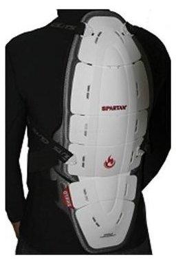 Protectie Spate Snowboard Alba