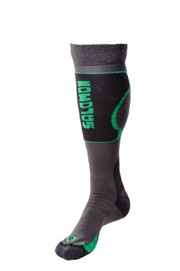 Salomon Ski New Cart Socks Black/Green