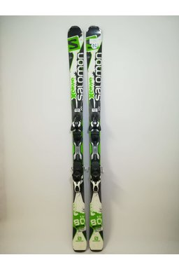 Salomon X-Drive 80 TI 2015 SSH 2918
