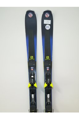 Salomon XDR TI 2017 SSH 2808