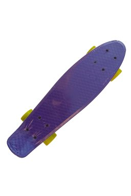 Skateboard Action Purple 02163