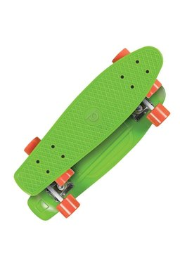Skateboard Playlife Vinyl Green 01834