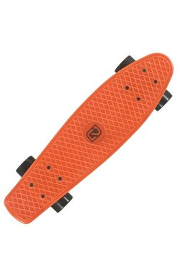 Skateboard Playlife Vinyl Orange 01527