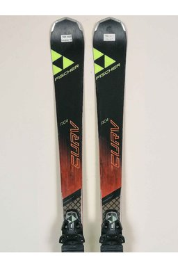 Ski Fischer RC4 Curv SSH 4583