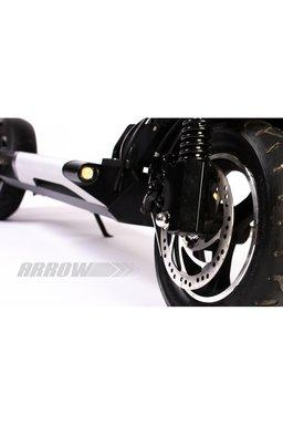 Trortineta Electrica Arrow Adasmart E-scooter Silver