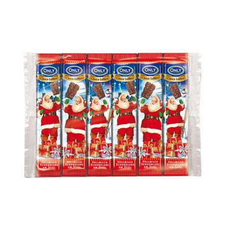 Ciocolata cu lapte Mos Craciun