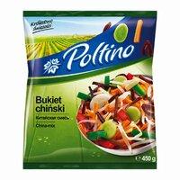 Amestec legume China congelat Poltino 450g