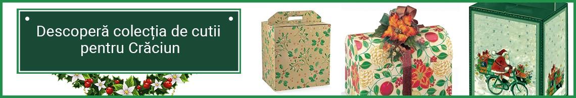 Cutii cadouri pentru Craciun RiBOX!