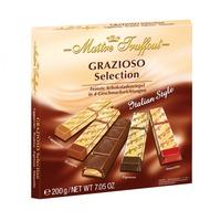 Batoane de ciocolata cu 4 arome