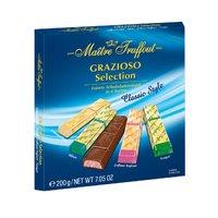 Batoane de ciocolata fina Grazioso Selection 200gr