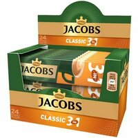Cafea Jacobs 3 in 1 Clasic 15.2g x 24