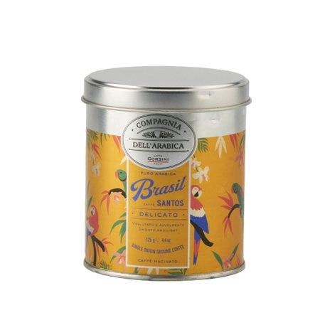 Cafea macinata Corsini Brasile 125gr