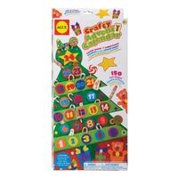 Calendar de Craciun pentru copii Alex Toys