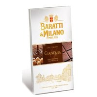 Ciocolata cu gianduja Baratti&Milano