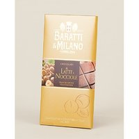 Ciocolata cu lapte si alune Baratti e Milano
