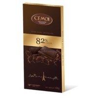 Ciocolata neagra 82% Cemoi