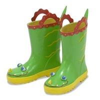 Cizme de ploaie pentru copii Augie Alligator Melissa and Doug marime 21-23