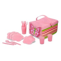 Cosulet pentru picnic Bella Butterfly Melissa and Doug