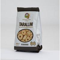 Covrigei sarati Tarallini